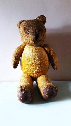 11 Best My Vintage Bears images | Teddy bear, Bear, Paw pads