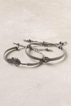 Scavenger Hunt Bracelet from Anthropologie  $98