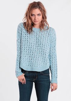 Chill Factor Oversized Sweater