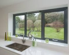 Grey aluminium windows replacement windows from conservatory take a look at our huge range of aluminium windows that are available right across the uk get yourself a free quote and grab a bargain today solutioingenieria Image collections