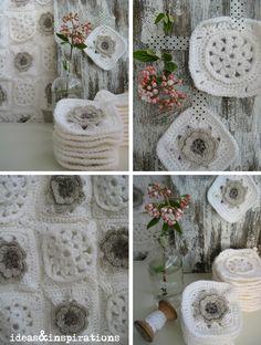 Ideas & Inspirations: Häkeln / crochet