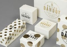 new visual identity for #Dandoy in Brussels by #basedesign