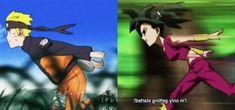 Dragon Ball Super trouxe referências a dezenas de animes como Naruto Sailor Moon Cowboy Beebop e outros nos últimos episódios