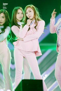 2014 Dream Concert : Jessica Jung , Im Yoona