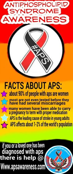 Www.apsawareness.com antiphospholipid antibody syndrome awareness