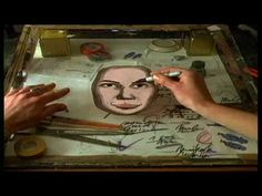 This Could Be Me (1995), Michaela Pavlátová. (BBC Bristol). UK, betaSP, 3'. Self-portrait of an animator living in the mysterious city Prague; part of the BBC series introducing animators worldwide.