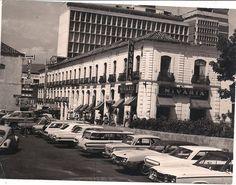 Pasaje Linares, Entre Avenida Universidad y Plaza El Venezolano (1960's)