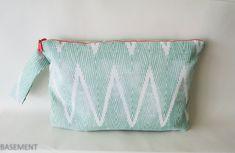 teal green neon pink zipper wet bag Wet Bag, Fashion Fabric, Teal Green, Mini Bag, Coin Purse, Etsy Seller, Neon, Zipper, Wallet
