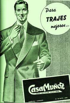 CASA MUÑOZ, década del 40.