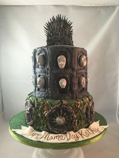 Take a look at this amazing Gameof Thrones cake! (Visited 133 times, 1 visits today)