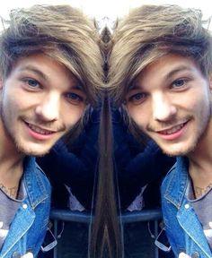 Louis' majestic beauty.