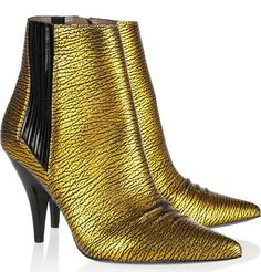 Newest obsession: Phillip Lim crackled booties <3 #fashion #shoes #shoesoftheday