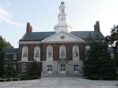 Richmond, Kentucky:, Eastern Kentucky University: 1998-2002