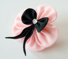 Herren-Blume-ReversStift. Orchidee Blumenbrosche. Rosa Orchidee ReversStift. Dienstlich ReversStift. Handgefertigte Wedding Boutonniere.Pink Orchidee-Brosche