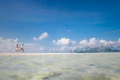 Sand Cay, Fiji Photo Credit: Ropate Kama of Kama Catch Me