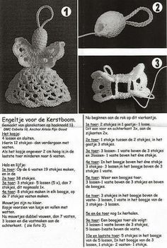 Christmas Angels hooks Site is German so you Will need a translatorCrochet Angel, have to get pattern translated but way Most Festive DIY Decoration Ideas For Christmas - SalvabraniDIY - zrób to sam na Stylowi.Glad I knit: Angels Crochet Christmas Ornaments, Christmas Crafts For Gifts, Crochet Snowflakes, Angel Ornaments, Christmas Angels, Crochet Angel Pattern, Crochet Angels, Crochet Patterns, Filet Crochet