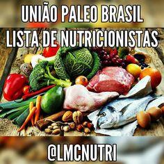 Profissionais que seguem a linha Paleo/LCHF/Comida de Verdade em algumas regiões do Brasil: . SP @nutripaulamello @nutri_alice @djulye @magorga_nutri @laranesteruk; Campinas e região @gabipescarininutri @nutricionistabernardomaia; Santos @vflnutri @thaconte (em breve); Franca e Orlandia @lunutriacao; Andradina @falecomsuanutricionista; RJ Barra @nutrinandamuller @isabelagarcia_nutri Ipanema @nutrideia Niteroi @nutrinicolefinoquio Barra do Pirai e Botafogo @thaiscerqueiranutri Jaqurepaguá e…
