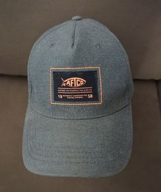 433c5365aef16 AFTCO American Fishing Tackle Co. Men s Adjustable Hat Cap snapback   fashion  clothing  shoes  accessories  mensaccessories  hats (ebay link)
