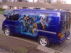 old custom ford vans | Re: old custom vans