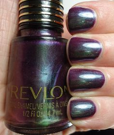 Revlon Mesmerized... I must find this mail polish