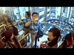 Intelevator (intelligent voice activated Elevator) - this made my day. xD Worth the long watch.