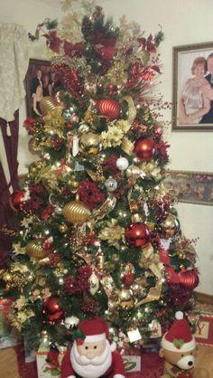 Hall Christmas tree 2013