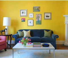 Decorating With Yellow Walls yellow living room walls ideas |  decorating | room color