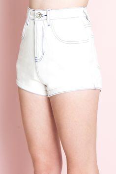 Short color cintura alta - Shorts | Dress to
