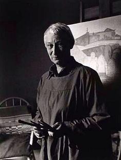 3/12- Happy Birthday, Rita Angus, New Zealand painter, 1908-1970.