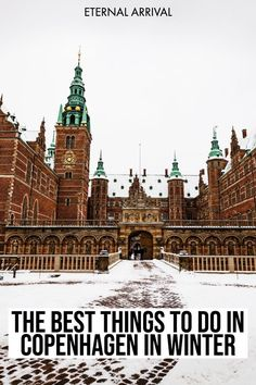 13 Delightful Things to Do in Copenhagen in Winter Eternal Arrival : Planning to visit Copenhagen in winter? This guide to the best things to do in Copenhagen in November, December, January, and February will be your ultimate winter Denmark guide. Visit Denmark, Denmark Travel, Copenhagen Travel, Copenhagen Denmark, Stockholm Sweden, Denmark Winter, Tivoli Gardens Copenhagen, Europe Destinations, Travel Essentials