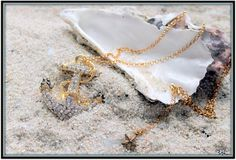 Fine Jewelry Statement Nautical Necklace Kirk's by SUSANsBAUBLES, $48.00