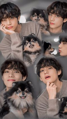 Foto Bts, Bts Photo, V Taehyung, Bts Jungkook, Bts Dogs, Taehyung Photoshoot, Bts Playlist, V Bts Cute, Bts Concept Photo