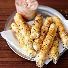 Knusprige Börek mit Feta Rezept | Küchengötter