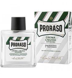 Bálsamo Aftershave Proraso Eucalipto-Mentol 100 ml