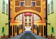 Lap up the culture and pilsners of Prague at an edgy Design Hotel, with breakfast, a bottle of wine and late check-out Montana, Colorado, Prague City, Republic City, Prague Hotels, Secret Escapes, Prague Czech Republic, Spa, Travel Around Europe