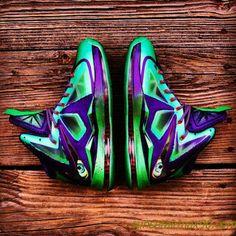Nike LeBron X Jaded Hulk Cheap On Sale   #Nike airmax#Airmax#    butyairmax1.com
