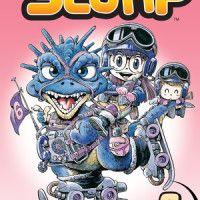 Arale & Gacchan by - Akira Toriyama Akira, Manga Artist, Comic Artist, Old Anime, Manga Anime, Nagoya, Dbz, History Of Manga, Manga Illustration