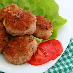 Qofte te ferguara (fried meatballs) - Albanian