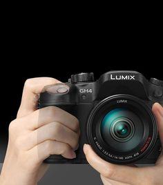 New Panasonic to knock socks off the DSLR video market Nikon Camera Tips, Camera Hacks, Camera Gear, Canon Cameras, Leica Camera, Nikon Dslr, Canon Lens, Film Camera, Digital Slr
