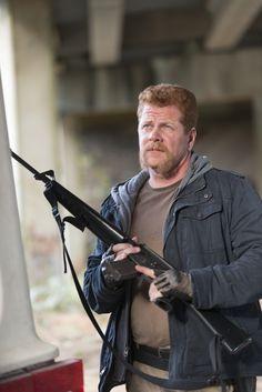 Michael Cudllitz as Sgt Abraham Ford – The Walking Dead _ Season 6, Episode 16 – Photo Credit: Gene Page/AMC
