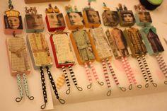 Wonderful Altered Wood Dolls at Good Grief Girdie 4/17/12 IMG_5165