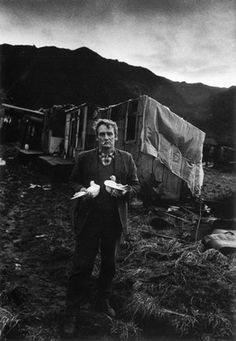 by Don McCullin. His photos is great and horrifying. This one is one of the less scary...