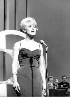 Monica Zetterlund -- Swedish singer