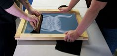 Low Budget Screen Printing | GoMediaZine - This is exactly the information I was looking for this week.