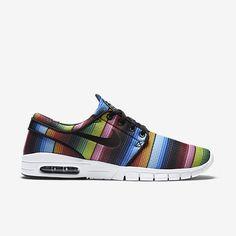 Nike Stefan Janoski Max Premium Men's Skateboarding Shoe
