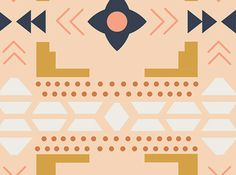 Art Gallery Arizona Desert Blanket Cotton Peach