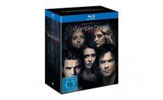 [Tagesangebot] The Vampire Diaries  Die kompletten Staffeln 1-7 (exklusiv bei Amazon.de) [Blu-ray] [Limited Edition] für 6997