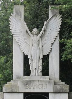 Hampstead Cemetery Bianchi Family monument