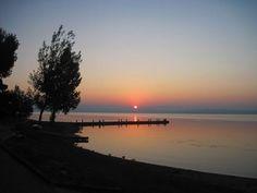 Lago Trasimeno Sunset. (Foto di Ferdinando Mainò)