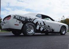 2011 Dodge Challenger V10 Mopar Drag Pak